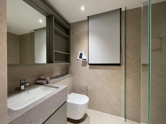 Parc Greenwich Common Bathroom