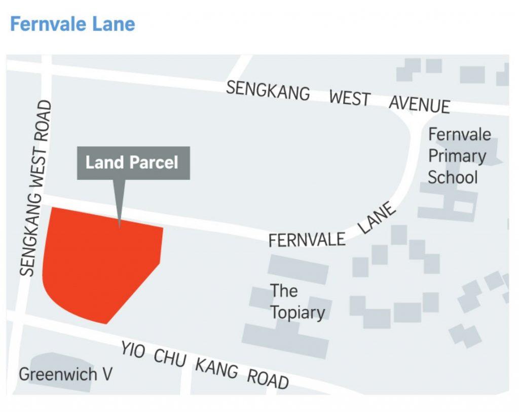 Parc-Greenwich-Executive-Condominium-Location-Map